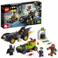 LEGO® DC Batman vs The Joker Batmobile Chase Building Set - 136 pc