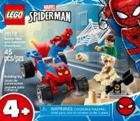 76172 LEGO® Spider-Man and Sandman Showdown - 45 pc