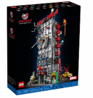 Lego 76178 Marvel Spiderman Dailey Bugle Building Kit New With Sealed Box - 1