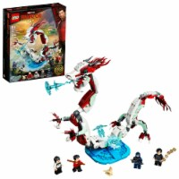 LEGO® Marvel Shang Chi Battle At The Ancient Village Building Set - 400 pc