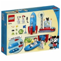 LEGO® Disney Mickey Mouse And Minnie Mouse's Space Rocket Building Set 10774 - 1 Unit