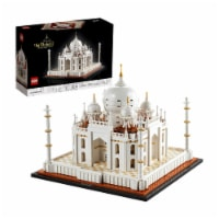 LEGO Architecture 20156 Taj Mahal 2022 Piece Building Block Set Toy Model Kit - 1 Piece