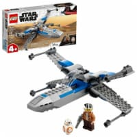 75297 LEGO® Star Wars Resistance X-Wing Building Set - 60 pc