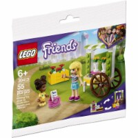 Lego 30413 Friends Flower Cart Building Kit New With Sealed Bag - 1