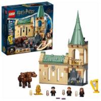 76387 LEGO® Harry Potter™ Hogwarts™: Fluffy Encounter - 397 pc