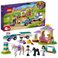 41441 LEGO® Friends Horse Training and Trailer - 148 pc
