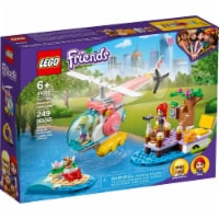 41692 LEGO® Friends Vet Clinic Rescue Helicopter - 249 pc