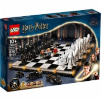 Lego 76392 Harry Potter Hogwarts Wizard's Chess Building Kit New With Sealed Box - 1