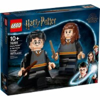Lego 76393 Harry Potter & Hermione Granger Building Kit New With Sealed Box - 1