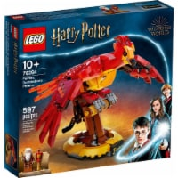 Lego 76394 Harry Potter Fawkes, Dumbledore's Phoenix New With Sealed Box - 1