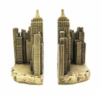 Empire State Building Book Ends Bookends NYC New York - One Size