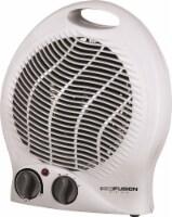 ProFusion Heat Oscillating Infrared Quartz Tower Heater - White - 1 ct