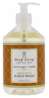 Deep Steep Argan Oil Hand Wash Brown Sugar Vanilla