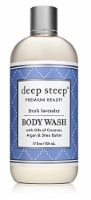 Deep Steep Fresh Lavender Body Wash