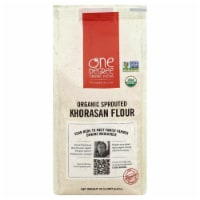 One Degree Organic Foods Sprouted Khorasan Flour