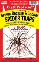 Big H Products Spider Trap 3.2 oz. - Case Of: 12; Each Pack Qty: 5; Total Items Qty: 60 - Case of: 12