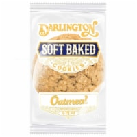 Oatmeal Cookies Individual Wrap 216 Count .75 Ounce - 216-.75 OUNCE