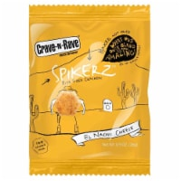 Crave N Rave El Nacho Cheese Spikerz, 0.9 Ounce Pouch -- 300 per case. - 300-.9 OUNCE