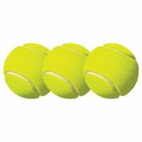 Champion Sports CHSTB3BN Tennis Balls, 3 per Pack - Pack of 6