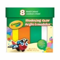 Crayola BIN570315BN 4 Each Modeling Clay Jumbo Assortment, 2 lbs