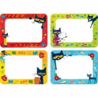 Teacher Created Resources EP-63939BN Pete The Cat Name Tag Labels - Pack of 6
