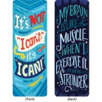 Creative Teaching Press CTP0446BN Whats Your Mindset Quotes Motivational Bookmarks, Pack of 6