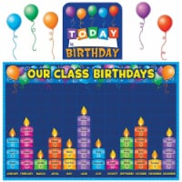 Teacher Created Resources TCR5335BN Birthday Graph Chart - Set of 2 - 1