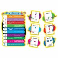 Carson Dellosa CD-110121BN Punctuation Bulletin Board Set, Grade 2-5 - Set of 2