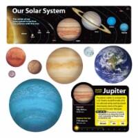 Trend Enterprises T-8014BN Solar System Bulletin Board Set - Set of 2