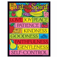 Trend Enterprises T-38708BN 17 x 22 in. 6 Piece Fruit of the Spirit Learning Chart - 6