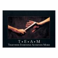 Trend Enterprises T-A62680BN 13.37 x 19 in. 6 Piece Poster - T.E.A.M. Together Everyone Achie - 6