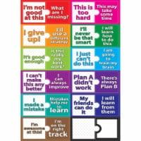 Ashley Productions ASH77010BN Growth Mindset Magnetic Mini Bulletin Board Set - Set of 3