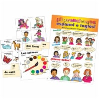 Teacher Created Resources TCR4400BN Spanish Bulletin Board Set - Set of 2