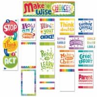 Creative Teaching Press CTP7069BN Woodland Friends Welcome Bulletin Board, Set of 2