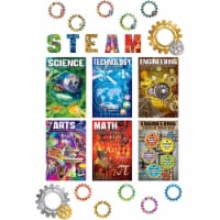 Teacher Created Resources TCR2150BN Steam Bulletin Board Set - Set of 2