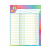 Teacher Created Resources TCR7935BN Colorful Vibes Incentive Chart - - Pack of 6