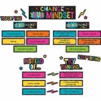 Teacher Created Resources TCR8883BN Change Your Mindset Mini Bulletin Board Set - Set of 3