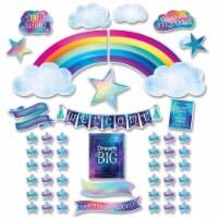 Creative Teaching Press CTP8594BN Mystical Magical Shine Bright Bulletin Board Set - Set of 2