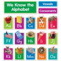 Scholastic Teaching Resources SC-834491BN Our Photo Alphabet Bulletin Board Set, Set of 2