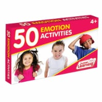 Junior Learning JRL357BN 2 Each 50 Emotion Activity Cards