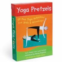 Barefoot Books 2 Each Yoga Pretzels Activity Cards