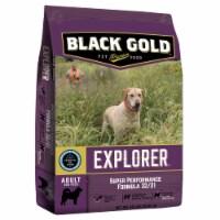Black Gold Pet Foods BG26217 40 lbs Explorer Super Performance Pets Food