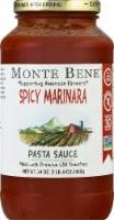 Monte Bene Spicy Marinara Pasta Sauce