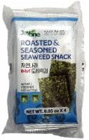 JayOne Roasted And Seasoned Seaweed Snack