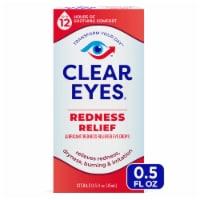 Clear Eyes® Redness Relief Eye Drops - 0.5 fl oz