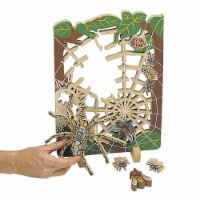 Book Plus 131-0714 Life Cycle of a Spider Foam Model - 1