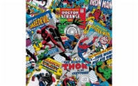 Marvel Cotton Fab By The Bolt Comic 8yd