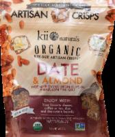 Kii Naturals Date & Almond Crisps