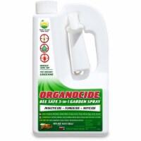 Organocide Bee Safe 3-in-1 Garden Spray Organic Liquid Insect, Disease & Mite Control 72 oz. - Case of: 6