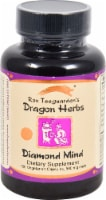 Dragon Herbs Diamond Mind Dietary Supplement Vegetarian Capsules 500mg